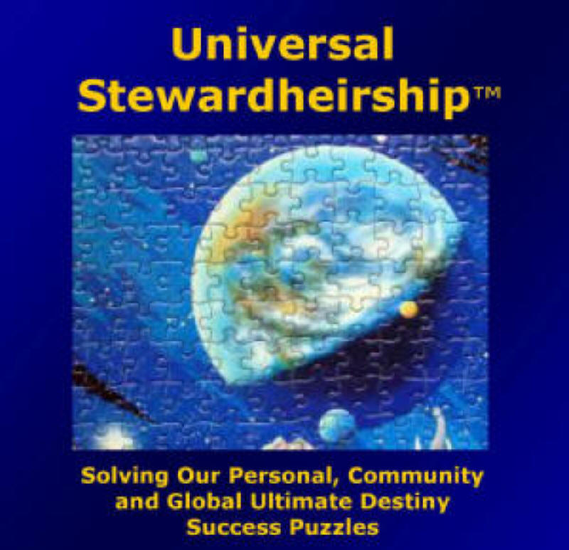 Quotes On Universal Stewardheirship Solving Personal Community